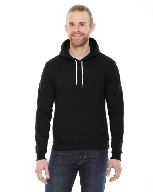 Picture of American Apparel F498W Unisex Flex Fleece Drop Shoulder Pullover Hoodie