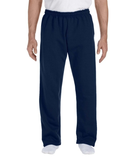 Picture of Gildan G123 Adult DryBlend Adult 9 oz., 50/50 Open-Bottom Sweatpants