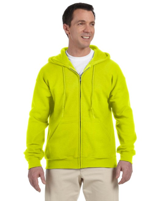Picture of Gildan G126 Adult DryBlend Adult 9 oz., 50/50 Full-Zip Hood