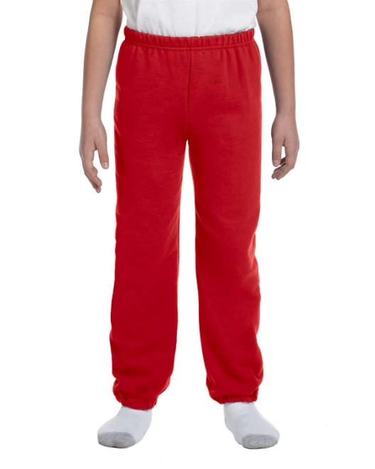 Picture of Gildan G182B Youth Heavy Blend 8 oz., 50/50 Sweatpants
