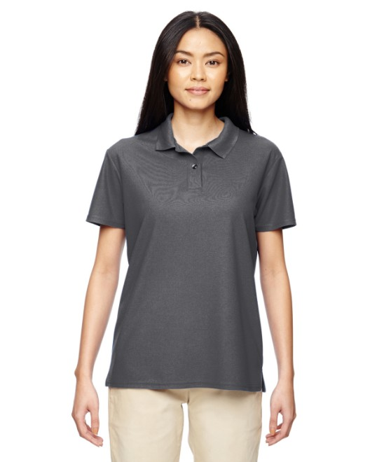 Picture of Gildan G448L Womens Performance 4.7 oz. Jersey Polo
