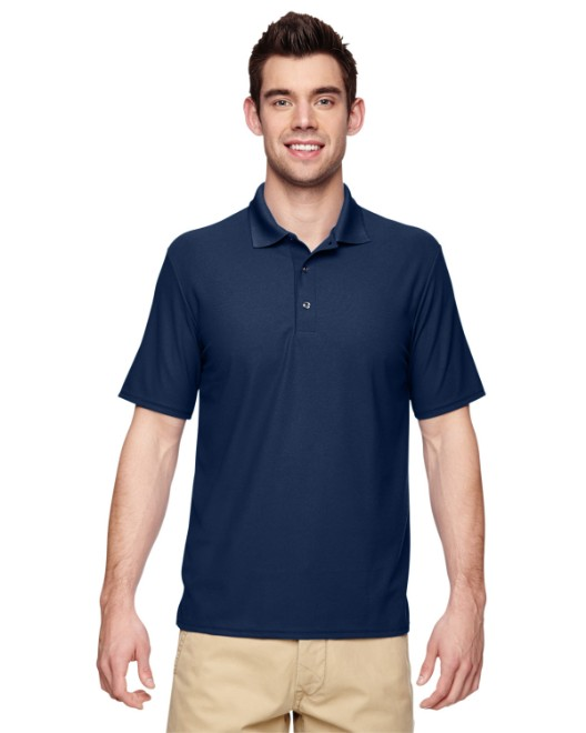 Picture of Gildan G458 Adult Performance 5.6 oz. Double Pique Polo