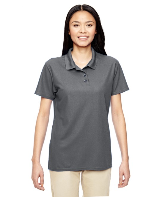 Picture of Gildan G458L Womens Performance 5.6 oz. Double Pique Polo