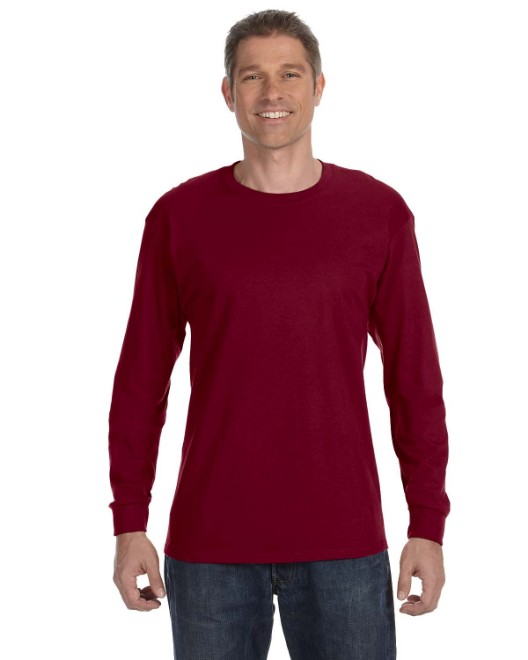 Picture of Gildan G540 Adult 5.3 oz. Long-Sleeve T-Shirt