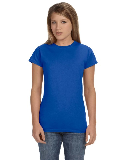 Picture of Gildan G640L Womens Softstyle 4.5 oz. Fitted T-Shirt