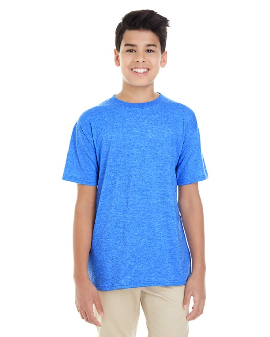 Picture of Gildan G645B Youth Softstyle 4.5 oz. T-Shirt