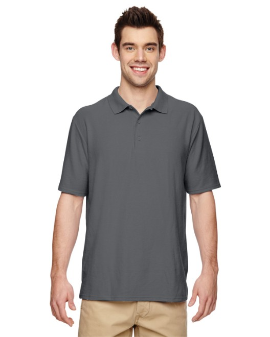 Picture of Gildan G728 Adult 6 oz. Double Pique Polo