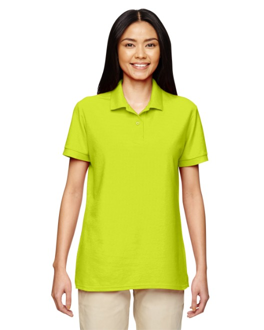 Picture of Gildan G728L Womens 6 oz. Double Pique Polo