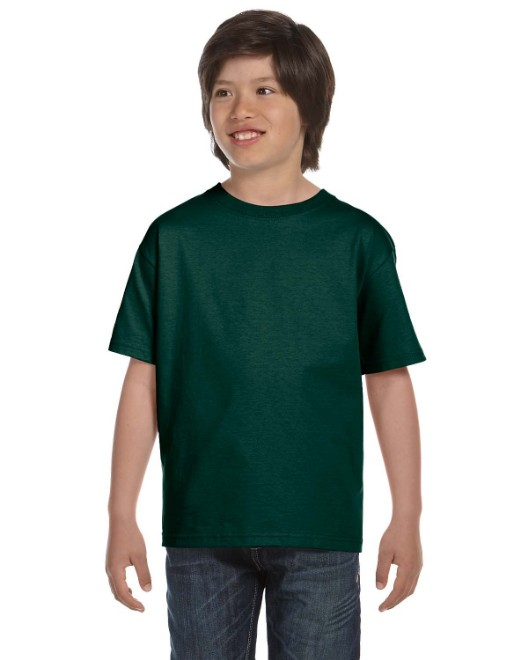 Picture of Gildan G800B Youth 5.5 oz., 50/50 T-Shirt