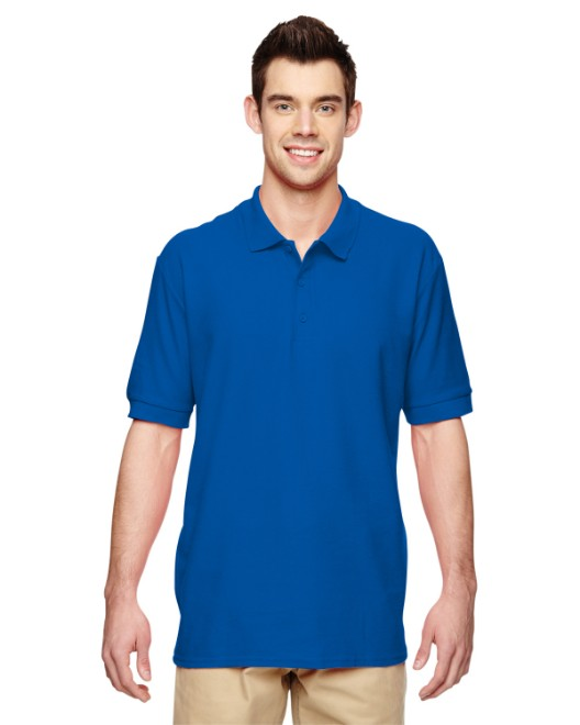 Picture of Gildan G828 Adult Premium Cotton Adult 6.6 oz. Double Pique Polo