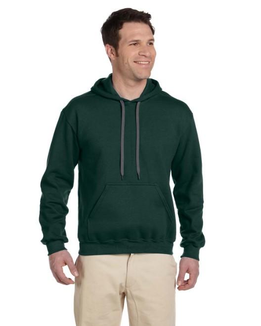 Picture of Gildan G925 Adult Premium Cotton Adult 9 oz. Ringspun Hooded Sweatshirt