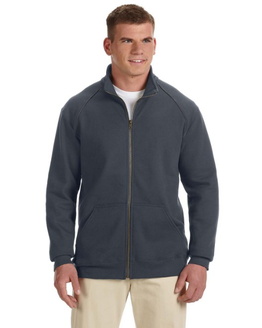 Picture of Gildan G929 Adult Premium Cotton Adult 9 oz. Fleece Full-Zip Jacket