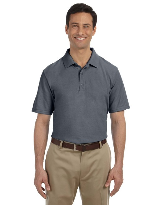 Picture of Gildan G948 Adult 6.8 oz. Pique Polo