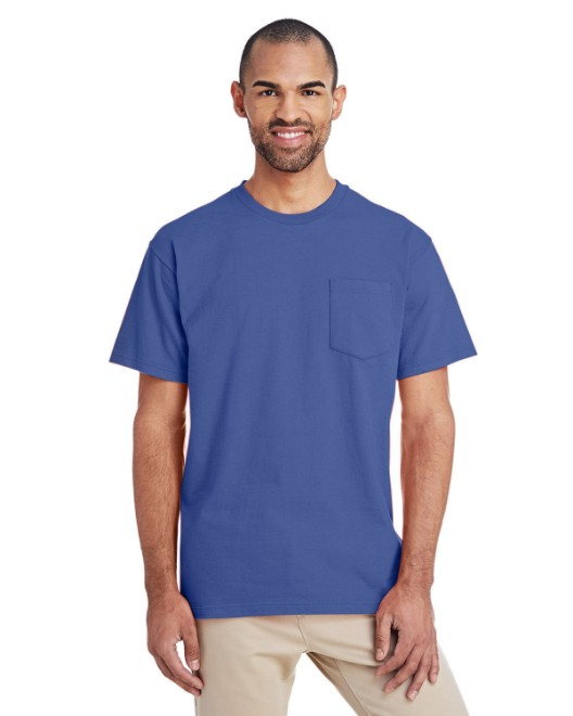 Picture of Gildan H300 ADULT Hammer Adult 6 oz. T-Shirt with Pocket