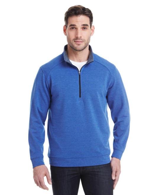 Picture of J America JA8434 Adult Omega Stretch Quarter-Zip
