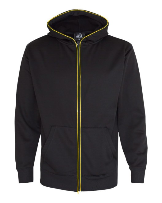 Picture of J America JA8668 Adult Glow Full-Zip Hood