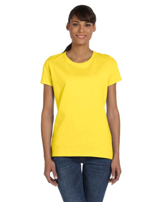 Picture of Fruit of the Loom L3930R Womens 5 oz., HD Cotton T-Shirt