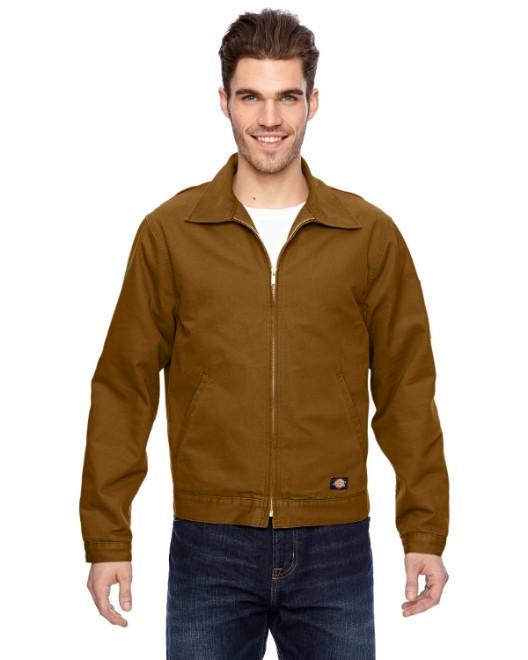 Picture of Dickies LJ539 Men's 10 oz. Industrial Duck Jacket