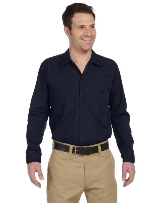 Picture of Dickies LL535 Men's 4.25 oz. Industrial Long-Sleeve Work Shirt