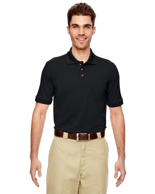 Picture of Dickies LS404 Men's 6 oz. Industrial Performance Polo