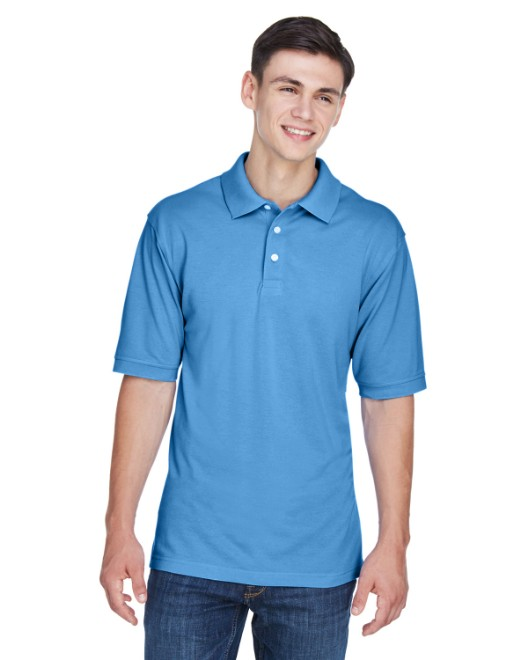 Picture of Harriton M265 Men's 5.6 oz. Easy Blend Polo