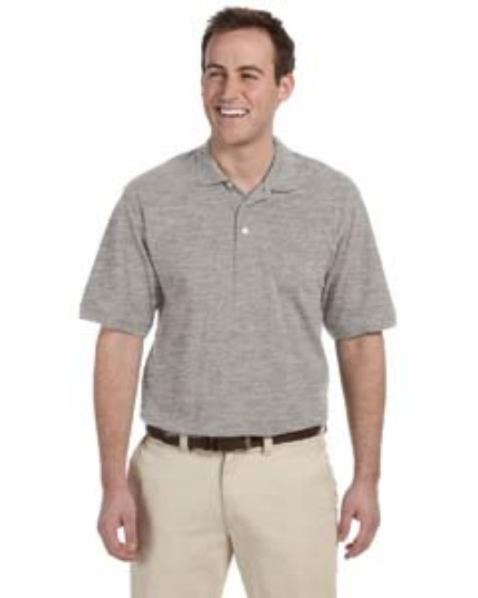 Picture of Harriton M265T Men's Tall 5.6 oz. Easy Blend Polo