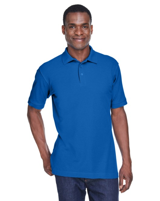 Picture of Harriton M280 Men's 5 oz. Blend-Tek Polo