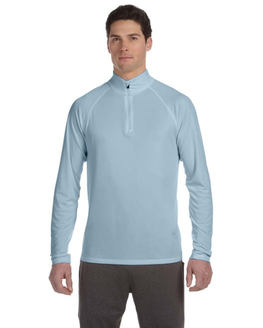 Picture of All Sport M3006 Unisex Quarter-Zip Lightweight Pullover
