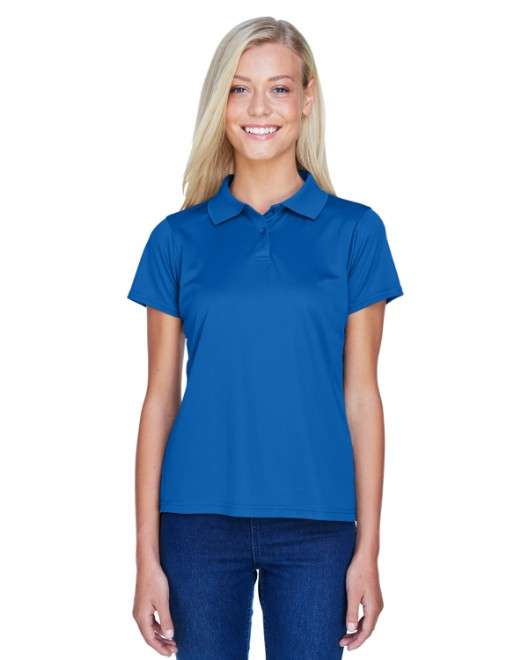 Picture of Harriton M315W Womens 4 oz. Polytech Polo