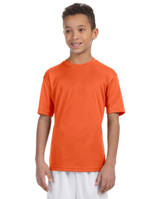 Picture of Harriton M320Y Youth 4.2 oz. Athletic Sport T-Shirt