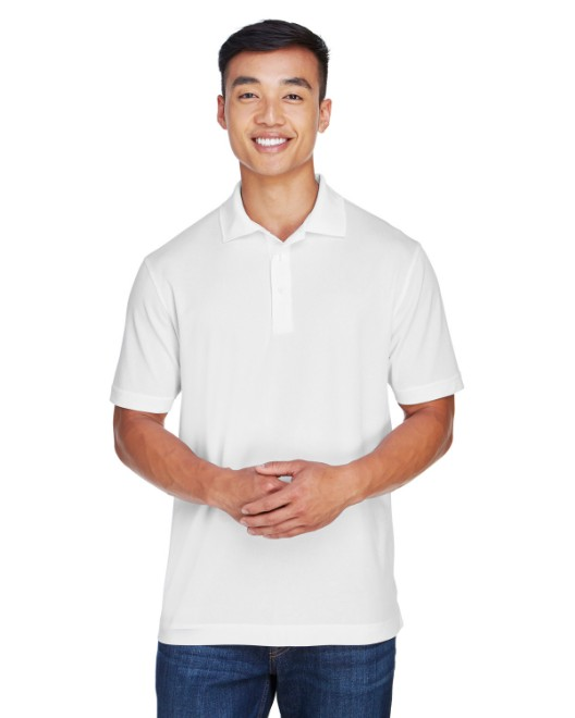 Picture of Harriton M353 Men's Double Mesh Polo