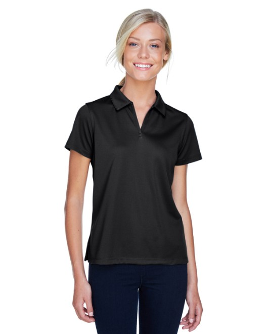Picture of Harriton M353W Womens Double Mesh Polo