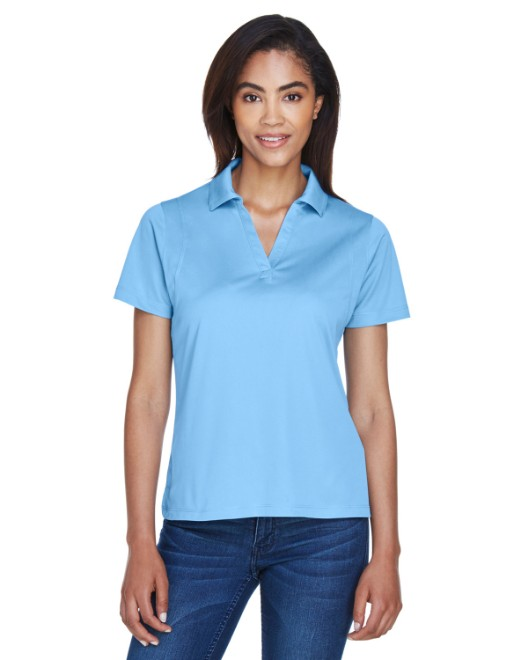 Picture of Harriton M354W Womens Micro-Pique Polo