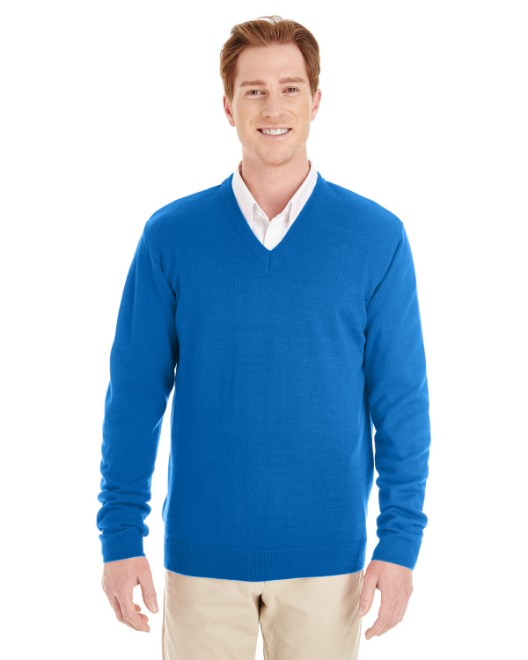 Picture of Harriton M420 Men's Pilbloc V-Neck Sweater