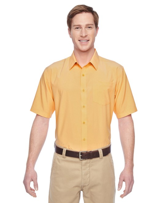 Picture of Harriton M610S Men's Paradise Short-Sleeve Performance Shirt