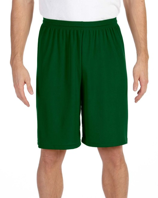 "Picture of All Sport M6707 Unisex Mesh 9"""" Short"