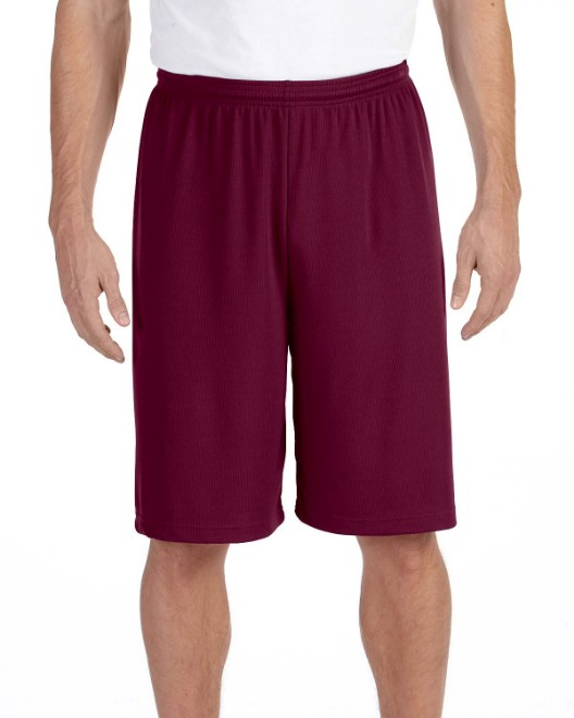 "Picture of All Sport M6717 Unisex Mesh 11"""" Short"
