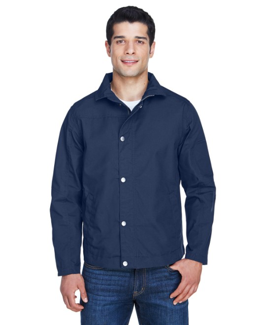 Picture of Harriton M705 Men's Auxiliary Canvas Work Jacket