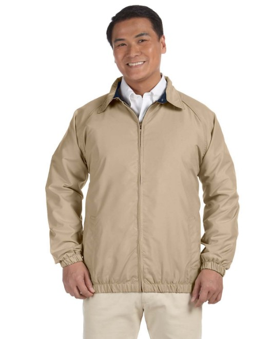 Picture of Harriton M710 Adult Microfiber Club Jacket