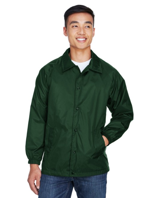 Picture of Harriton M775 Adult Nylon Staff Jacket