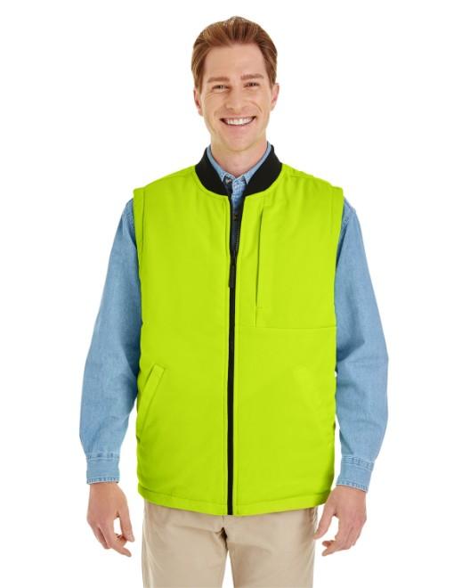 Picture of Harriton M776 Adult Dockside Interactive Reversible Freezer Vest