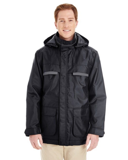 Picture of Harriton M779 Adult Axle Insulated Cargo Jacket