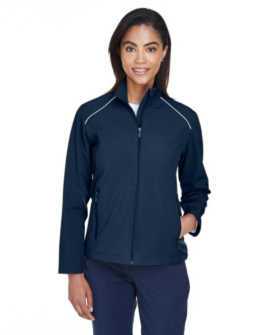 Picture of Harriton M780W Womens Echo Soft Shell Jacket