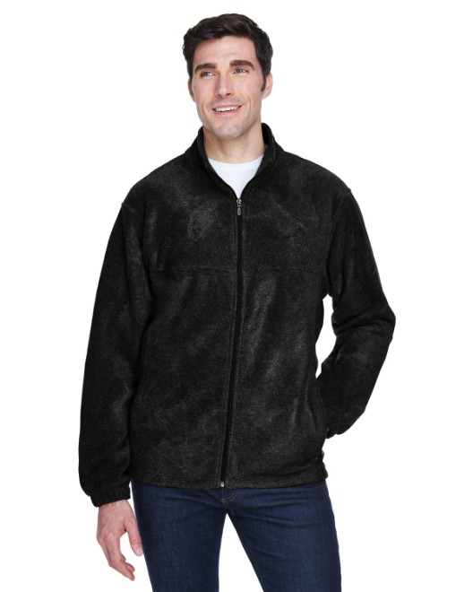 Picture of Harriton M990 Men's 8 oz. Full-Zip Fleece