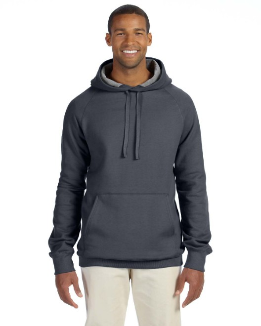 Picture of Hanes N270 Adult 7.2 oz. Nano Pullover Hood