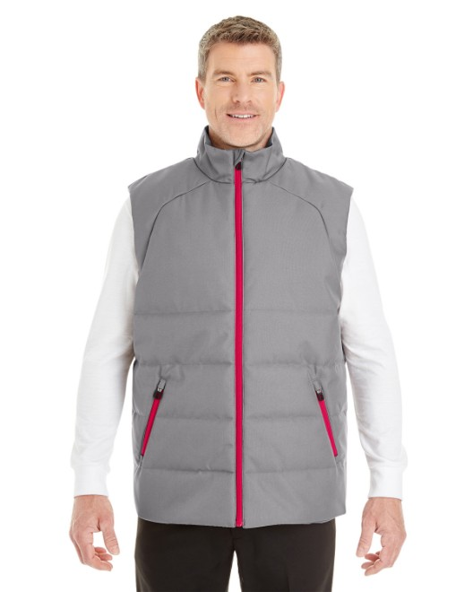 Picture of Ash City - North End NE702 Men's Engage Interactive Insulated Vest