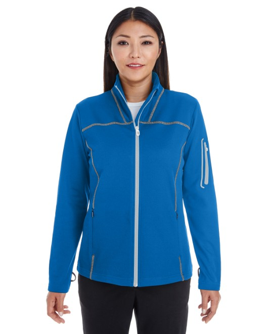 Picture of Ash City - North End NE703W Womens Endeavor Interactive Performance Fleece Jacket