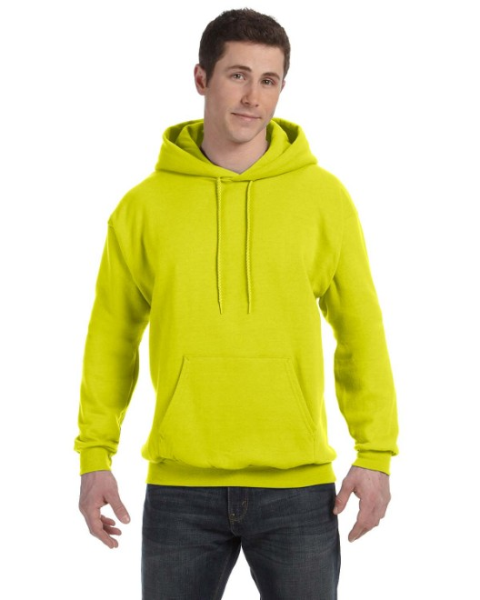 Picture of Hanes P170 Adult 7.8 oz. EcoSmart 50/50 Pullover Hood