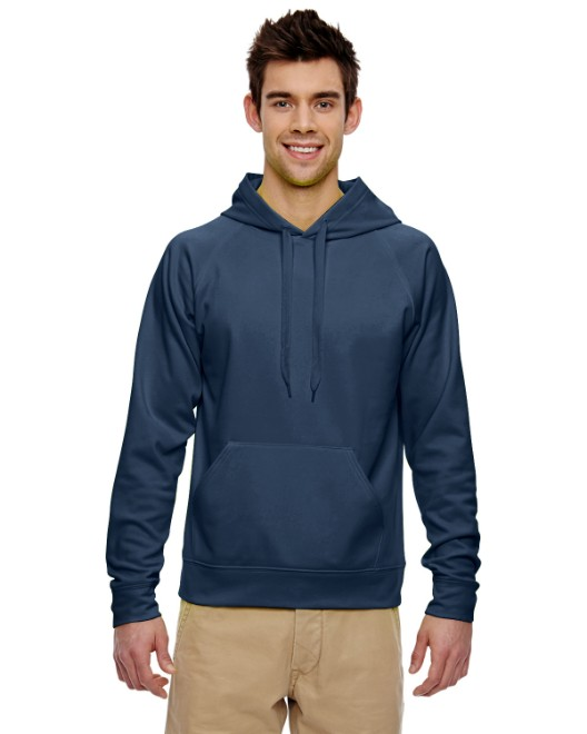 Picture of Jerzees PF96MR Adult 6 oz. DRI-POWER SPORT Hooded Sweatshirt