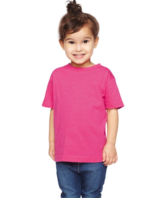 Picture of Rabbit Skins RS3305 Toddler Vintage Fine Jersey T-Shirt